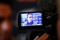 Ben Smith at the All Blacks media conference ahead of the test match against England, Southern Cross Hotel, Dunedin, New Zealand, Thursday, June 12, 2014. Credit: NINZ/Dianne Manson