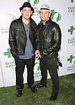 Joel Madden & Benji Madden at the 7th Annual Global Green Pre-Oscar Party held at Avalon in Hollywood, California on March 03,2010                                                                   Copyright 2010  DVS / RockinExposures