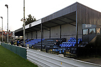 General view of the main stand during Walthamstow vs Hashtag United, Essex Senior League Football at Wadham Lodge Sports Ground on 30th November 2019