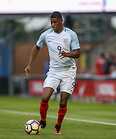 during the International EURO U21 QUALIFYING - GROUP 9 match between England U21 and Norway U21 at the Weston Homes Community Stadium, Colchester, England on 6 September 2016. Photo by Andy Rowland / PRiME Media Images.