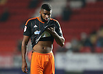 Sheffield United's Ethan Ebanks-Landell in action during the League One match at the Valley Stadium, London. Picture date: November 26th, 2016. Pic David Klein/Sportimage