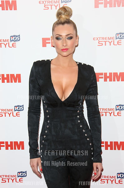 Gemma Merna arriving for the FHM 100 Sexiest Women in the World 2013 party at the Sanderson Hotel, London. 01/05/2013 Picture by: Henry Harris / Featureflash