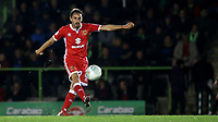 Ed Upson of MK Dons during Forest Green Rovers vs MK Dons, Caraboa Cup Football at The New Lawn on 8th August 2017