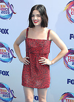 11 August 2019 - Hermosa Beach, California - Lucy Hale. FOX's Teen Choice Awards 2019 held at Hermosa Beach Pier. <br /> CAP/ADM/PMA<br /> ©PMA/ADM/Capital Pictures