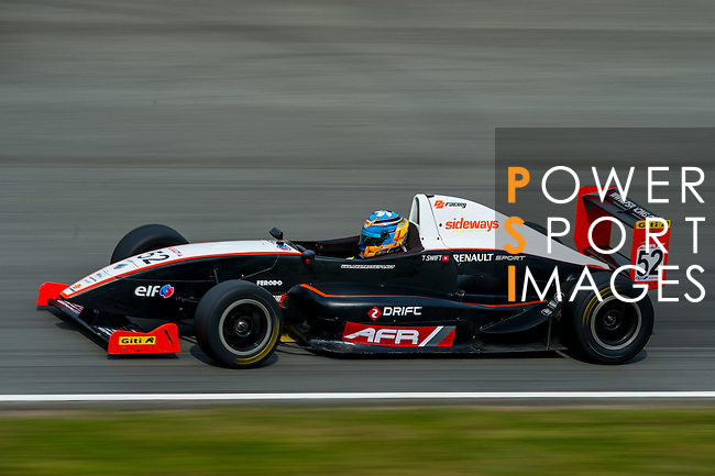 Thomas Swift of PS Racing drives during the 2015 AFR Series as part the 2015 Pan Delta Super Racing Festival at Zhuhai International Circuit on September 20, 2015 in Zhuhai, China.  Photo by Aitor Alcalde/Power Sport Images