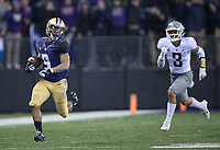 Another long gain for Myles Gaskin, who totaled 192 yards on 25 carries.