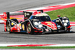 Nicolas Prost (12), Rebellion Racing driver in action during the World Endurance Championship Race (FIA/WEC) at the Circuit of the Americas race track in Austin,Texas.
