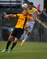 141102 ASB Premiership Football - Team Wellington v Wellington Phoenix