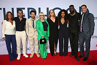 "31 July 2019 - Hollywood, California - Cathy Schulman, Frank De Julio, Jake Hoffman, Patricia Arquette, Cindy Chupack, Angela Bassett, Sinqua Walls, Jason Michael Berman. Photo Call For Netflix's ""Otherhood"" held at The Egyptian Theatre. Photo Credit: FSadou/AdMedia"