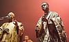 AfroCubism<br /> performing live at The Royal Albert Hall, London, Great Britain <br /> 27th June 2011<br /> <br /> <br /> Kasse Mady Diabat&eacute; <br /> Bassekou Kouyate<br /> <br /> Photograph by Elliott Franks