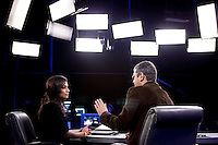 CNN-IBN on 7th December 2010. Photo by Suzanne Lee