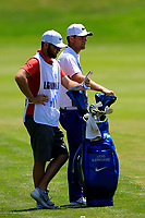 Lucas Bjerregaard (SWE) during the first round of the Lyoness Open powered by Organic+ played at Diamond Country Club, Atzenbrugg, Austria. 8-11 June 2017.<br /> 08/06/2017.<br /> Picture: Golffile | Phil Inglis<br /> <br /> <br /> All photo usage must carry mandatory copyright credit (&copy; Golffile | Phil Inglis)