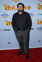 "05 August  2017 - Los Angeles, California - Bobby Moynihan.  World premiere of ""Nut Job 2: Nutty by Nature""  held at Regal Cinema at L.A. Live in Los Angeles. Photo Credit: Birdie Thompson/AdMedia"