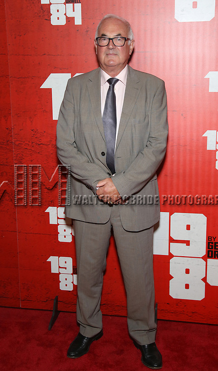 Richard Blair attends the Broadway Opening Night Party for George Orwell's '1984' at The Lighthouse Pier 61 on June 22, 2017 in New York City.