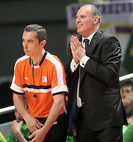 dusko ivanovic(entrenador caja laboral)