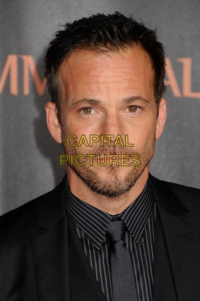 "Stephen Dorff.""Immortals"" World Premiere held at Nokia Theatre LA Live, Los Angeles, California, USA..November 7th, 2011.headshot portrait black grey gray facial hair beard stubble  .CAP/ADM/BP.©Byron Purvis/AdMedia/Capital Pictures."