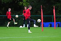 Gareth Bale of Wales during the Wales Training Session at The Vale Resort in Cardiff, Wales, UK. Monday 07 October 2019