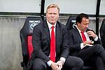 Nederland, Nijmegen, 26 september  2012.Seizoen 2012-2013.KNVB beker.NEC-Feyenoord.Ronald Koeman trainer-coach van Feyenoord