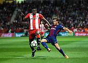 2017 La Liga Girona v FC Barcelona Sep 23rd