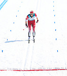 Pyeongchang, Korea, 14/3/2018-compete in the cross country sprints during the 2018 Paralympic Games in PyeongChang. Photo Scott Grant/Canadian Paralympic Committee.
