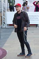 US actor Josh Hutcherson arrives to Maria Cristina Hotel during the 62st San Sebastian Film Festival in San Sebastian, Spain. September 25, 2014. (ALTERPHOTOS/Caro Marin) /NortePhoto.com