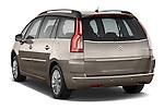 Rear three quarter view of a 2010 Citroen GRAND C4 PICASSO Millenium 5 Door Minivan 2WD