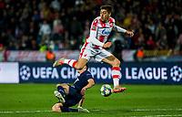 2019 Champions League Football Red Star Belgrade v Tottenham Nov 6th