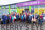 Corcorans Carpet & Furniture Store in Cahersiveen celebrated 20 years in Business with their relaunch on Friday.