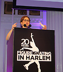 Founder and CEO Sharon Cohen - Figure Skating in Harlem celebrates 20 years - Champions in Life benefit Gala on May 2, 2017 in New York Ciry, New York.   (Photo by Sue Coflin/Max Photos)