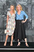 BERLIN, ALEMANHA, 17.07.2017 - PREMIERE-BERLIN - Ursula Karven e Maria Furtwaengler durante premiere de Atomic Blonde em Berlin na Alemanha ontem segunda-feira, 17.(Foto: Timm/Brazil Photo Press)
