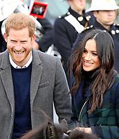 Harry and Meghan in Edinburgh 021318