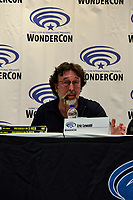 Eric Lewald at Wondercon in Anaheim Ca. March 31, 2019