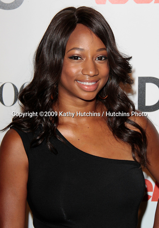 Monique Coleman.The 7th Annual Teen Vogue Young Hollywood Party.Milk Studios.Los Angeles, CA.September 25, 2009.©2009 Hutchins Photo....