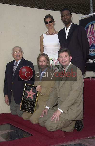 David Spade's Star in unveiled