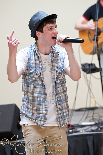 Rhode Show Big Break performance at Cardi's, North Attleboro, MA April 18, 2015