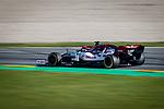 Alfa Romeo Racing ORLEN, Kimi Raikkonen, takes part in the tests for the new Formula One Grand Prix season at the Circuit de Catalunya in Montmelo, Barcelona. February 19, 2020 (ALTERPHOTOS/Javier Martínez de la Puente)