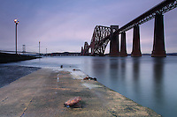 The Forth Railway Bridge from South Quennsferry, Lothian<br /> <br /> Copyright www.scottishhorizons.co.uk/Keith Fergus 2012 All Rights Reserved