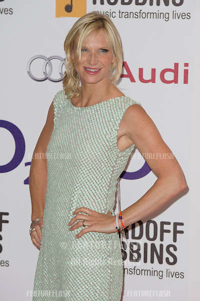 Jo Whiley arriving for the Silver Clef Awards, Hilton Hotel, Park Lane, London. .29/06/2012 Picture by: Simon Burchell / Featureflash