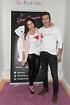 Nerea Garmendia and Jesus Olmedo attend the presentation of the first shop in Madrid of Nerea Garmendia Brand By Nerea, Spain. January 13 2015. (ALTERPHOTOS/Carlos Dafonte)
