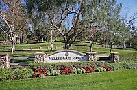 Nellie Gail Ranch Monument Sign Laguna Hills
