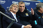 Manuel Pellegrini, manager of Manchester City - Manchester City vs Hull City - Capital One Cup - Etihad Stadium - Manchester - 29/12/2015 Pic Philip Oldham/SportImage