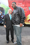 NYPD Commissioner Ray Kelly   and 30 Rock Actor Grizz Chapman Attend The POLICE ATHLETIC LEAGUE AND CITYSIGHTS NY TEAM UP FOR ANNUAL HOLIDAY PARTY AND TOY DRIVE At The Police Athletic League, Harlem NY D. Salters/WENN 12/15/12