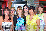 Teresa Coffey Beaufort, Killarney celebrates her 21st birthday with friends and family in the Stonechat restaurant Killarney Friday night l-r: Emma Dennehy, Nora Ferris, Teresa Coffey, Lisa Fogarty, Siobhain O'Shea and Karen Lucey.   Copyright Kerry's Eye 2008