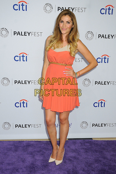 10 September 2015 - Beverly Hills, California - Donaji Esparza. 2015 PaleyFest Fall TV Preview - &quot;La Banda&quot; held at The Paley Center.   <br /> CAP/ADM/BP<br /> &copy;BP/ADM/Capital Pictures