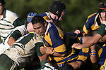 Patumahoe prop P. Taula. Counties Manukau Premier Club Rugby, Patumahoe vs Manurewa played at Patumahoe on Saturday 6th May 2006. Patumahoe won 20 - 5.