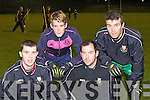 Crokes new players Mike Moloney, Gavin O'Shea..David Moloney, Shane Doolin