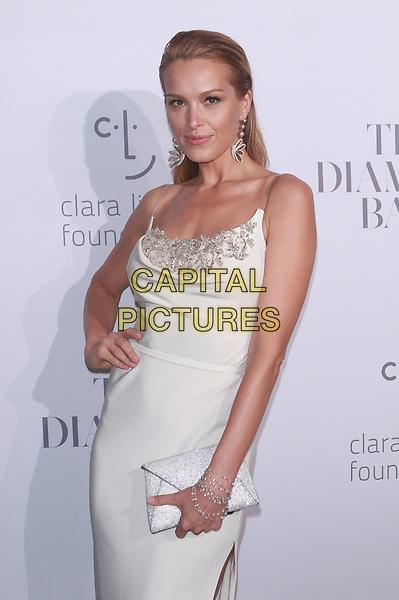 NEW YORK, NY - SEPTEMBER 14: Petra Nemcova at  Rihanna's 3rd Annual Diamond Ball at Cipriani Wall Street on September 14, 2017 in New York City. <br /> CAP/MPI99<br /> &copy;MPI99/Capital Pictures