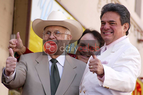 Johnny Grant, Johnny Canales and Jose Jose