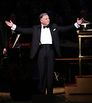 Kevin Stites during the Broadway Classics in Concert at Carnegie Hall on February 20, 2018 at Carnegie Hall in New York City.