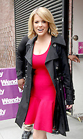 May 08, 2012 Carrie Keagan at Wendy Williams Show to talk about her talk show VH1 Morning Buzz in New York City. Credit: RW/MediaPunch Inc.